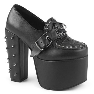 Vegan 14 cm Demonia TORMENT-500 Platform Gótikus Cipők