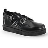 Bőr 2,5 cm CREEPER-615 Platform Creepers Cipők Férfi