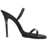 Fekete 11,5 cm Fabulicious GALA-02 Papucs Női Cipők