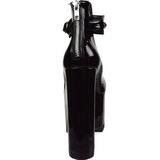 Fekete Lakkbor 16 cm CRAMPS-03 Gótikus Körömcipők
