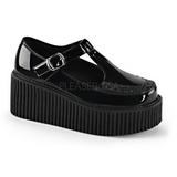 Fenyes CREEPER-214 Platform Creepers Cipők Női
