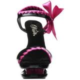Fukszia 16 cm Pleaser BLONDIE-615 Platform High Heels Cipők