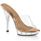 Gold Rose 13 cm LIP-101 fabulicious fitness verseny cipő magassarkű