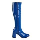 Kék 7,5 cm Funtasma GOGO-300 Női Csizma