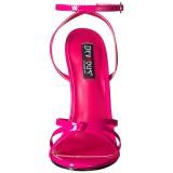 Pink 15 cm Devious DOMINA-108 női magassarkú szandál