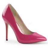Pink Lakk 13 cm AMUSE-20 Körömcipők Tűsarkú Magas Cipők