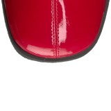 Piros 7,5 cm Funtasma GOGO-306 Női Csizma