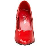 Piros Lakk 10 cm DREAM-420W Női Körömcipők