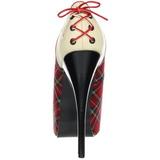 Pled Minta 14,5 cm TEEZE-26 női cipők a magassarkű
