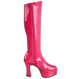 Rózsaszín 11 cm Funtasma EXOTICA-2000 Platform Női Csizma
