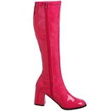 Rózsaszín 8,5 cm Funtasma GOGO-300 Női Csizma