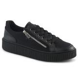 Vászon 4 cm SNEEKER-105 sneakers creepers cipők ferfi