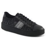 Vászon 4 cm SNEEKER-106 sneakers creepers cipők ferfi