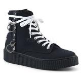 Vászon 4 cm SNEEKER-256 sneakers creepers cipők ferfi