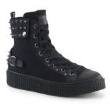 Vászon 4 cm SNEEKER-266 sneakers creepers cipők ferfi