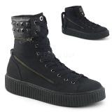 Vászon 4 cm SNEEKER-270 sneakers creepers cipők ferfi