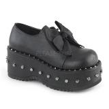Vegan 8 cm Demonia DOLLY-05 Platform Gótikus Cipők